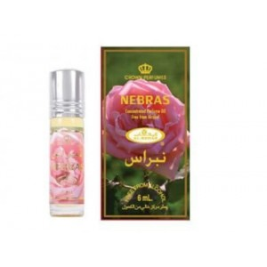 Арабские масляные духи al Rehab Nebras 6 мл