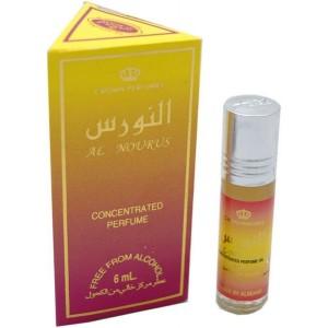 Арабские масляные духи al Rehab Al-nourus 6 мл (женский)