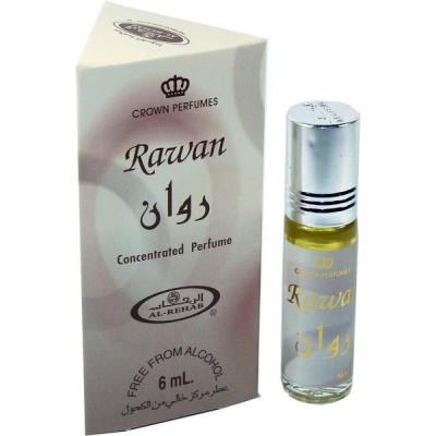 Арабские масляные духи Al-Rehab Rawan 6 мл 100509