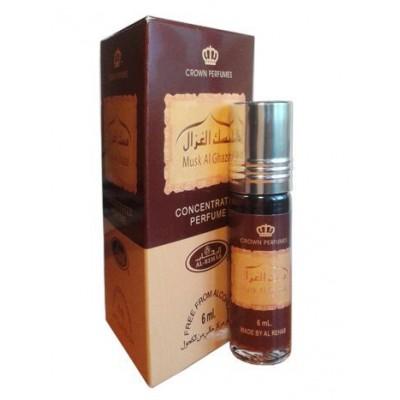 Арабские масляные духи Al-Rehab Musk Al Ghazal 6 мл 100512