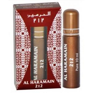 212 Al Haramain Масляные духи 10 ml