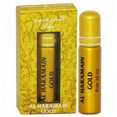 Gold Al Haramain Масляные духи 10 ml