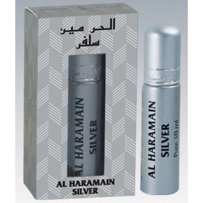 Silver Al Haramain Масляные духи 10 ml