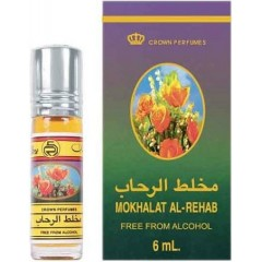 Арабские масляные духи Al-Rehab Mokhalat Al-Rehab 6 мл