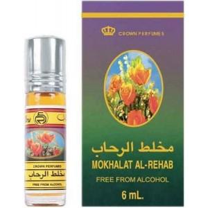 Арабские масляные духи al Rehab Mokhalat Al Rehab 6 мл