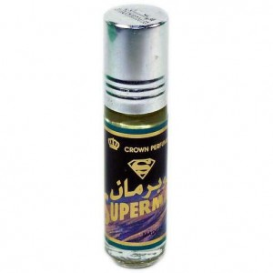 Арабские масляные духи al Rehab Superman 6 мл