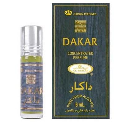 Арабские масляные духи Al-Rehab Dakar 6 мл 100656