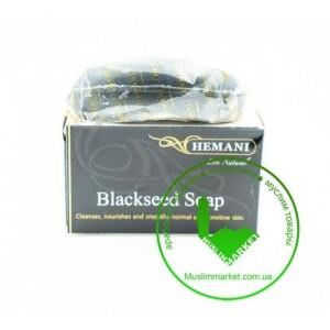 Мыло с черным тмином Hemani 75 гр